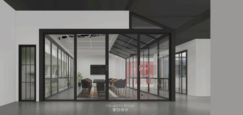 金丰门窗展厅设计