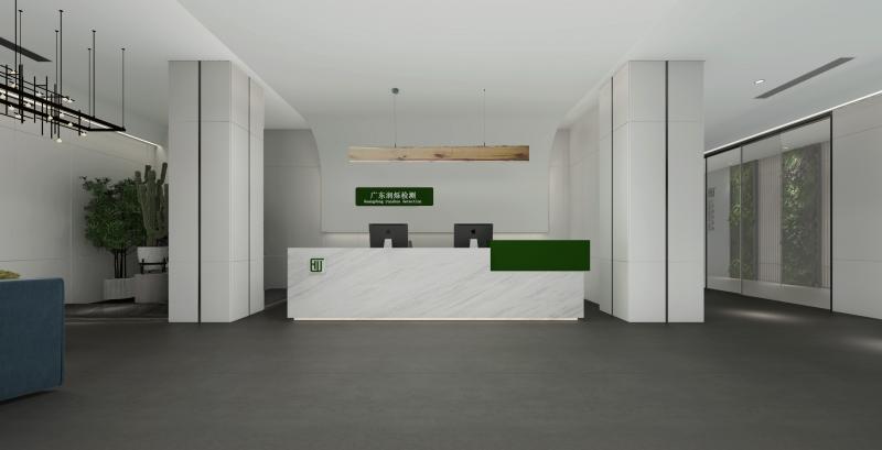 INK WHITE DESIGN | 墨白设计—广东润烁检测办公空间